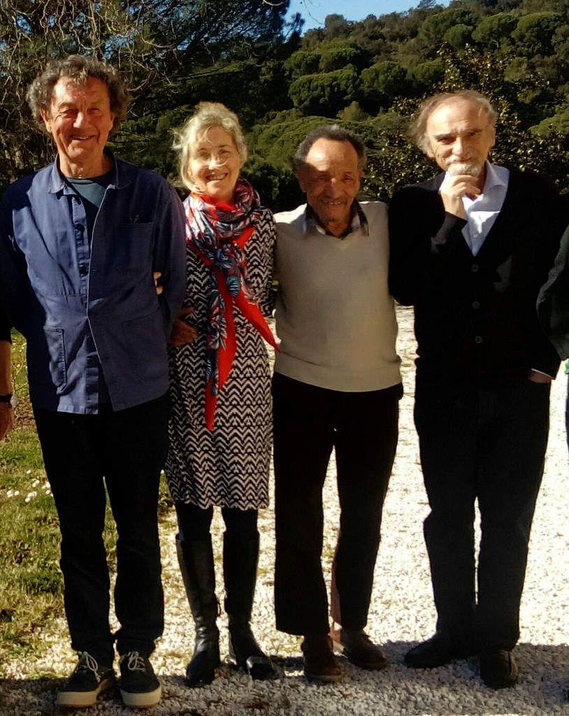 Patrice de Colmont - Sylvie Bourgeois Harel - Pierre Rabhi - Maurice Freund