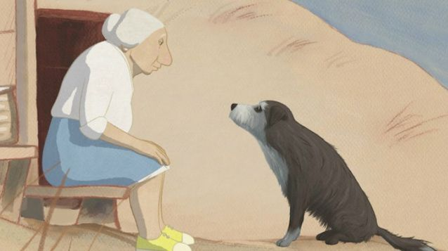 Louise en hiver : un beau film d'animation à voir en famille