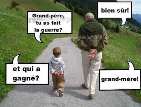 Réalisme de grands parents