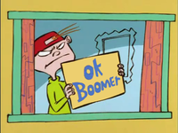 """OK boomer"", autrement dit ""cause toujours, baby-boomer""."