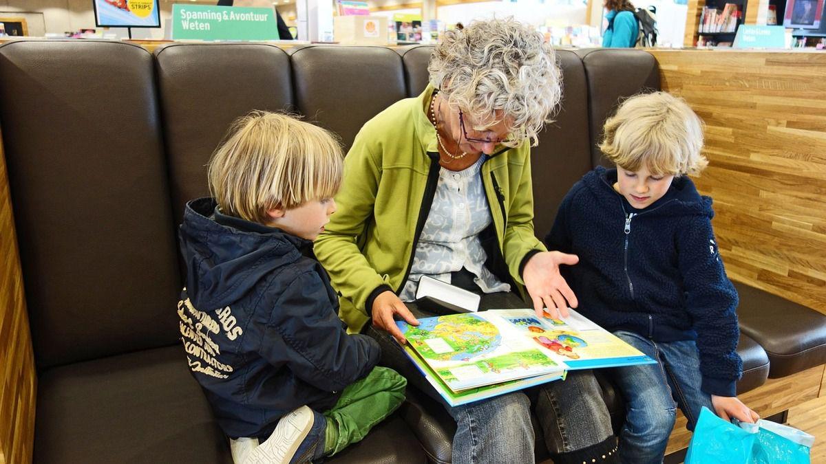 Mamie-nounou: un bon complément de retraite en gardant des enfants