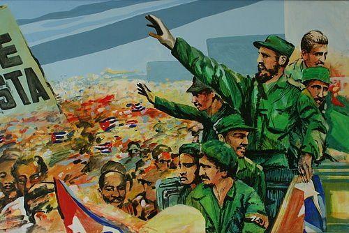 CUBA, LES RAISONS DE ZERO VICTIME ARES L'OURAGAN (FERNANDO RAMBERG)