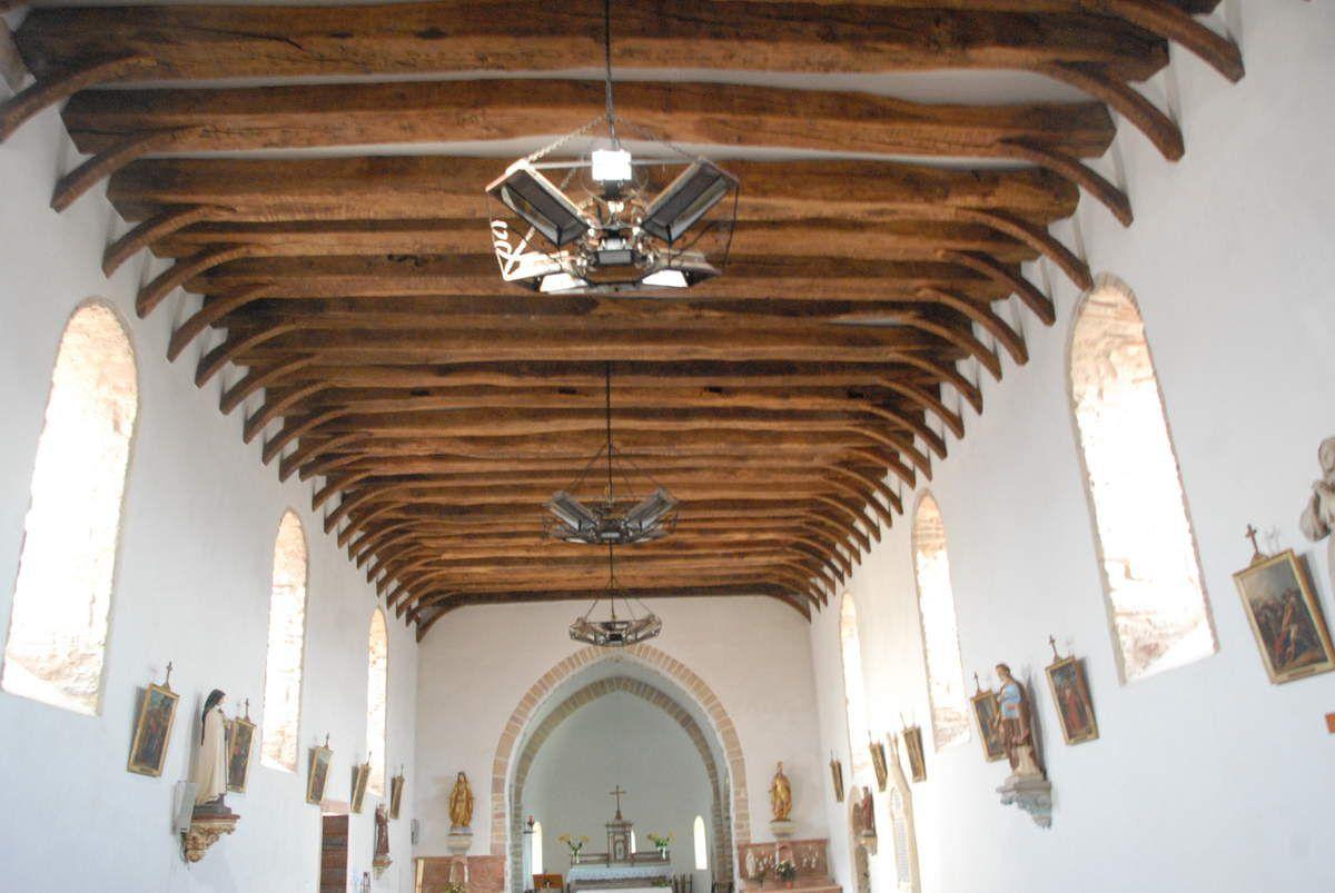 Cette Eglise paroissiale aussi belle que bien des cathédrales...