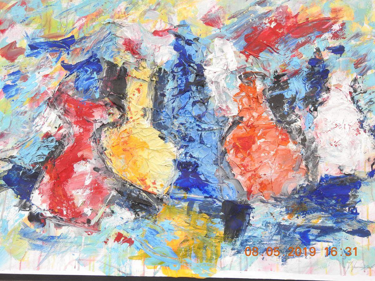 09-05-19- EXPOSITION ACTUELLEMENT VISIBLE  A ROUBAIX