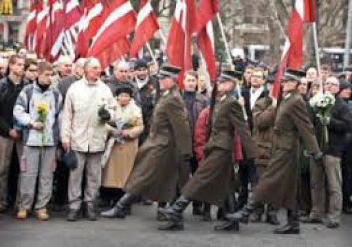 Fascisme Letton