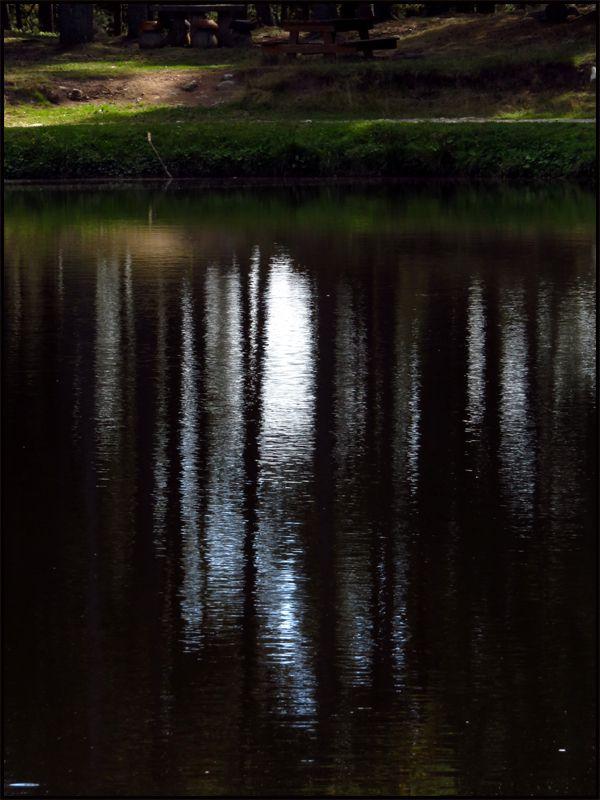 Bolquère (66), étang du Ticou – 5 septembre 2016, 16 H 05