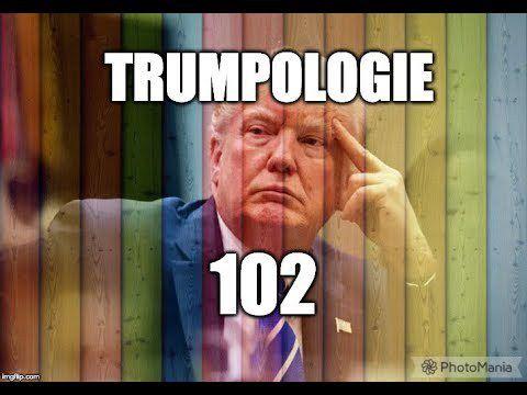 Décriptage de la Politique de Trump ! 04/2019.