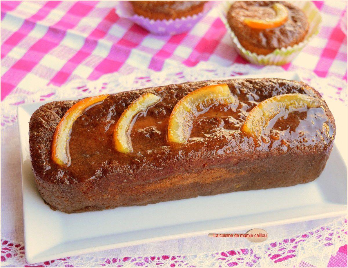 Cake aux agrumes...ultra moelleux et parfumé à souhait !