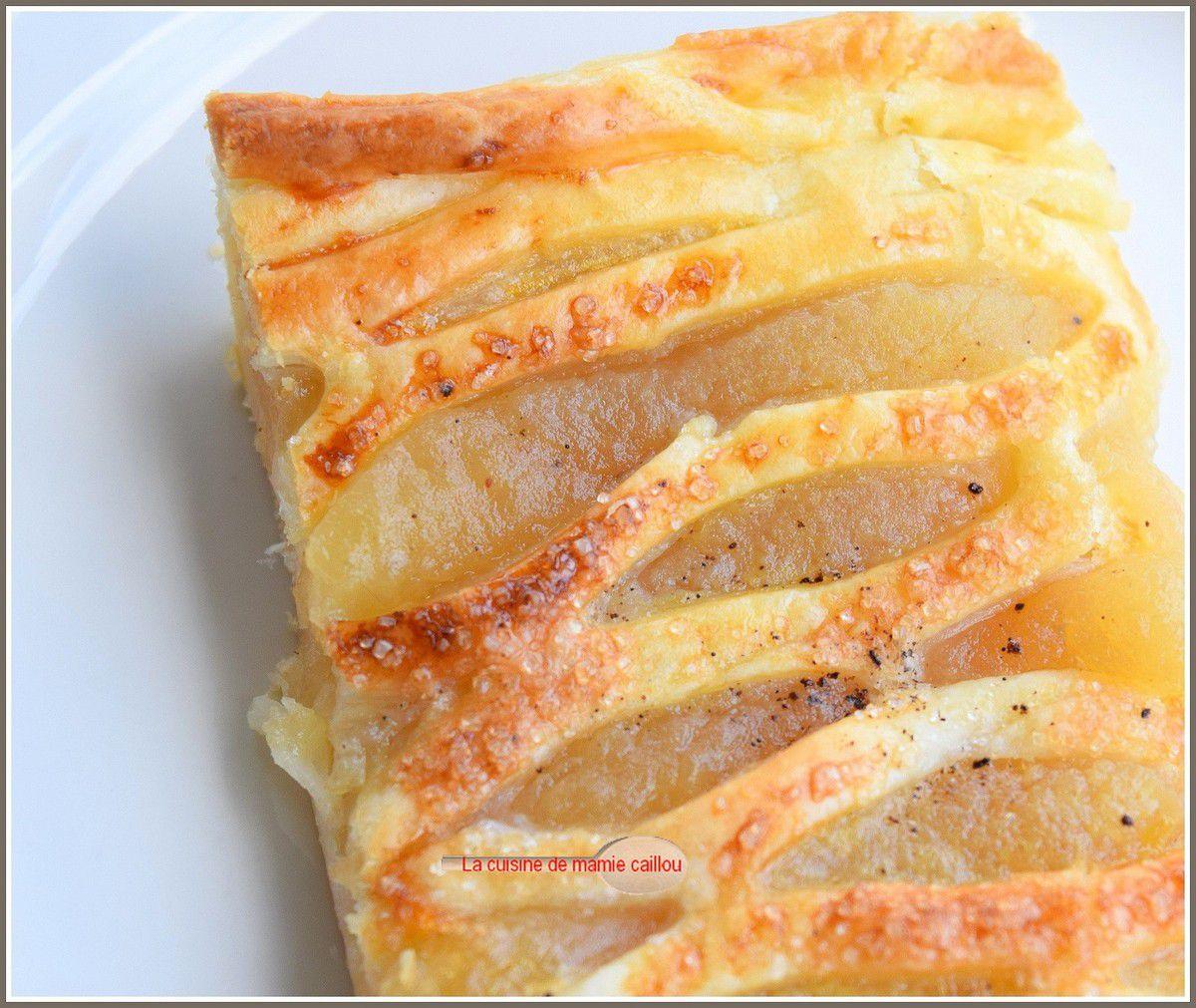 Le Grillé aux pommes...il y a de l'enfance dans l'air !