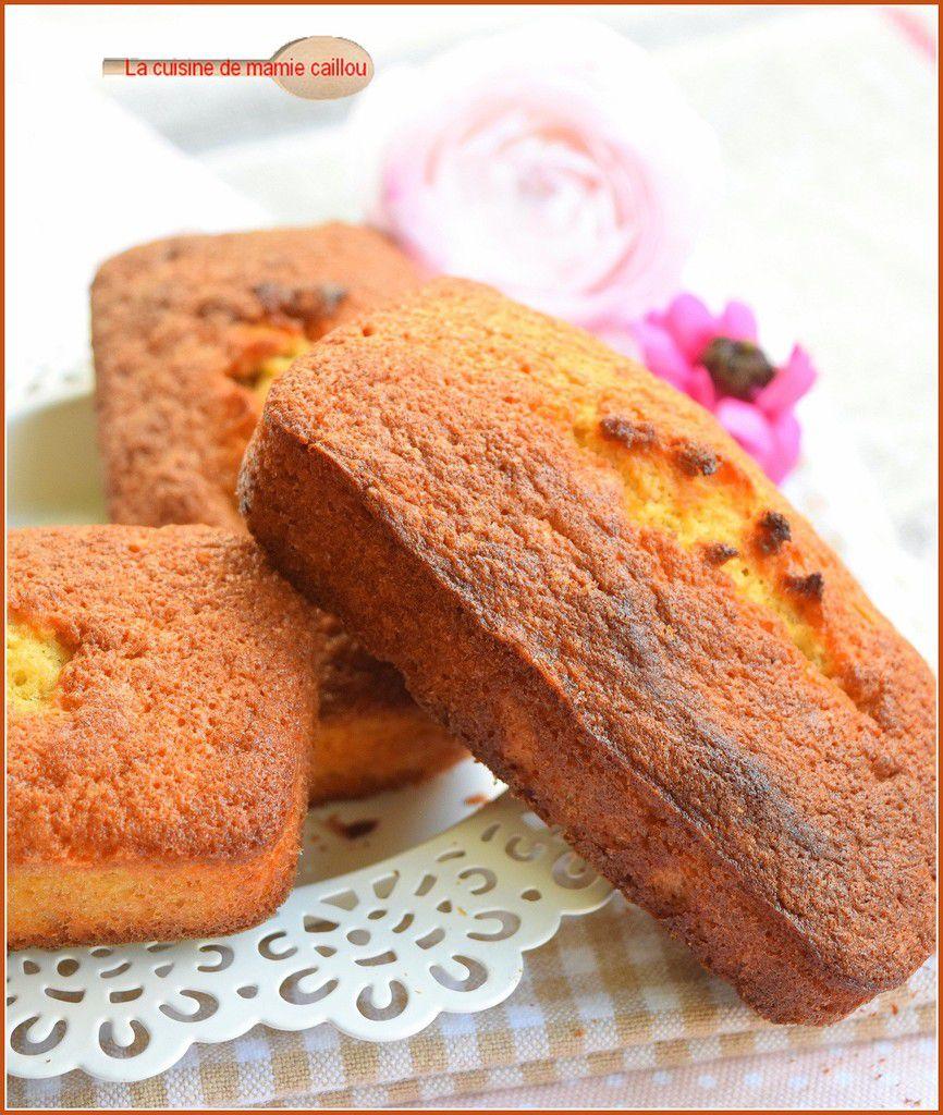 Le Cake fondant de Pauline...d'après un recette de Colette