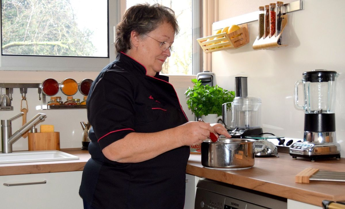 L'habit ne fait pas la cuisinière, mais c'est so chic !