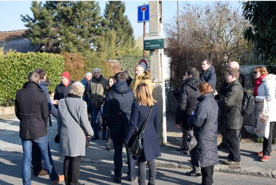 Aménagement du quartier des Bas-Heurts, ateliers 1 et 2