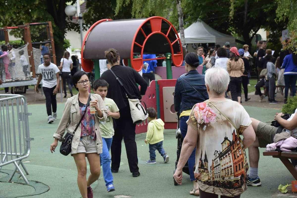 Les photos de la Fête du quartier de La Varenne et nouveau rendez vous
