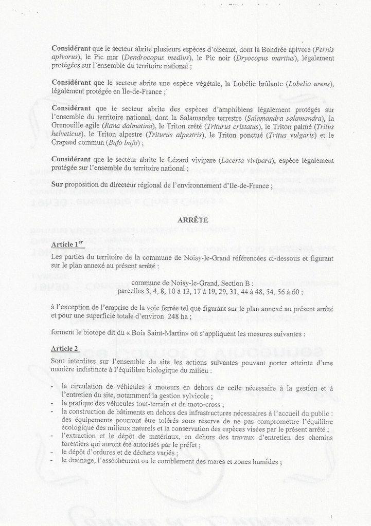 AP de biotope-2006-3713 du Bois Saint Martin