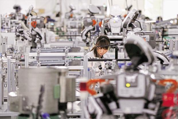 Vieillissement démographique, robotisation et stagnation séculaire