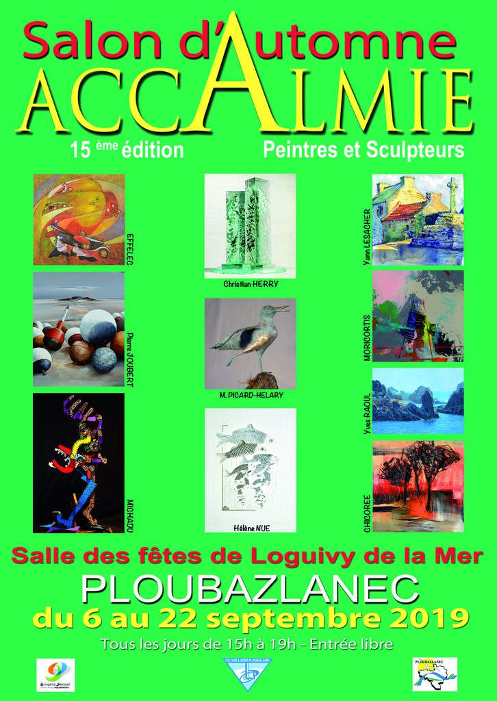 EXPOSITION ACCALMIE