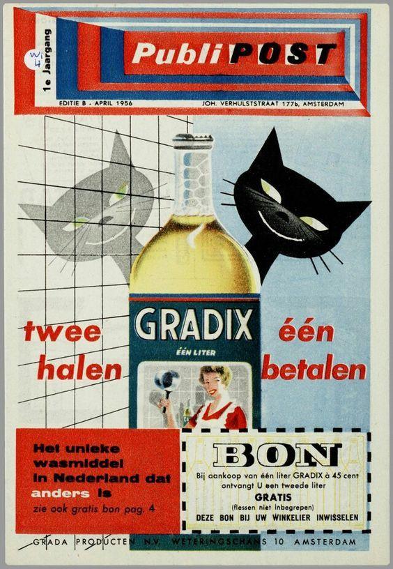 PUBLICITES :  LE  CHAT  DANS  TOUS  SES  ETATS ...