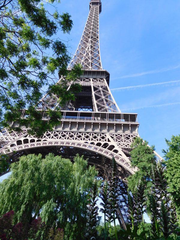 LES YEUX D'EMMA... PARIS AUTREMENT : LA DAME DE FER DANS TOUS SES ETATS !.
