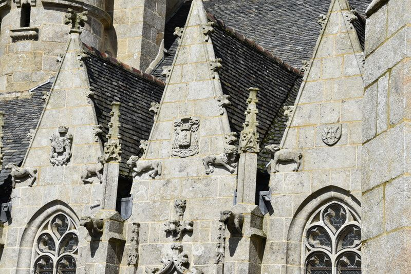 NOTRE JOURNEE  DU  PATRIMOINE  2017: LES EGLISES  FREQUENTEES  PAR  NOS  ANCÊTRES LE GAC ET GUILLOUX.
