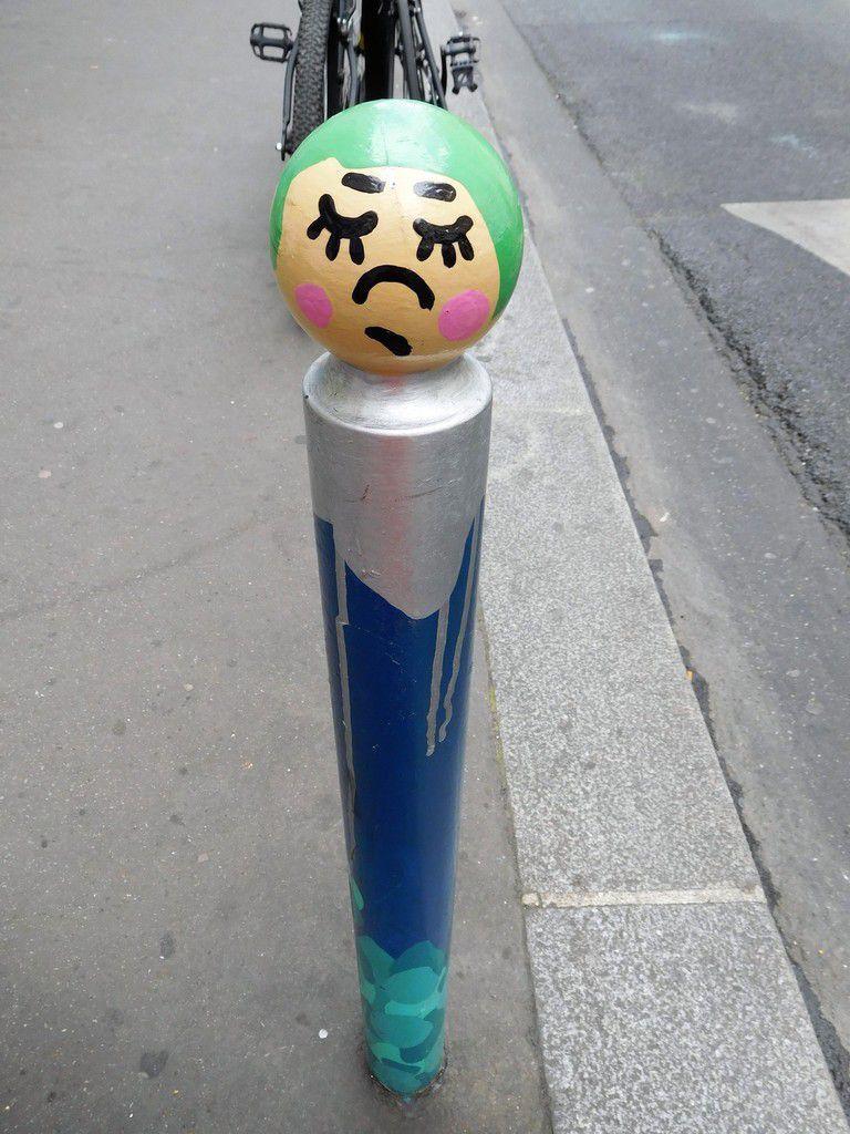 LES YEUX D'EMMA... LES MURS PEINTS DE PARIS - LE STREET ART A PARIS.