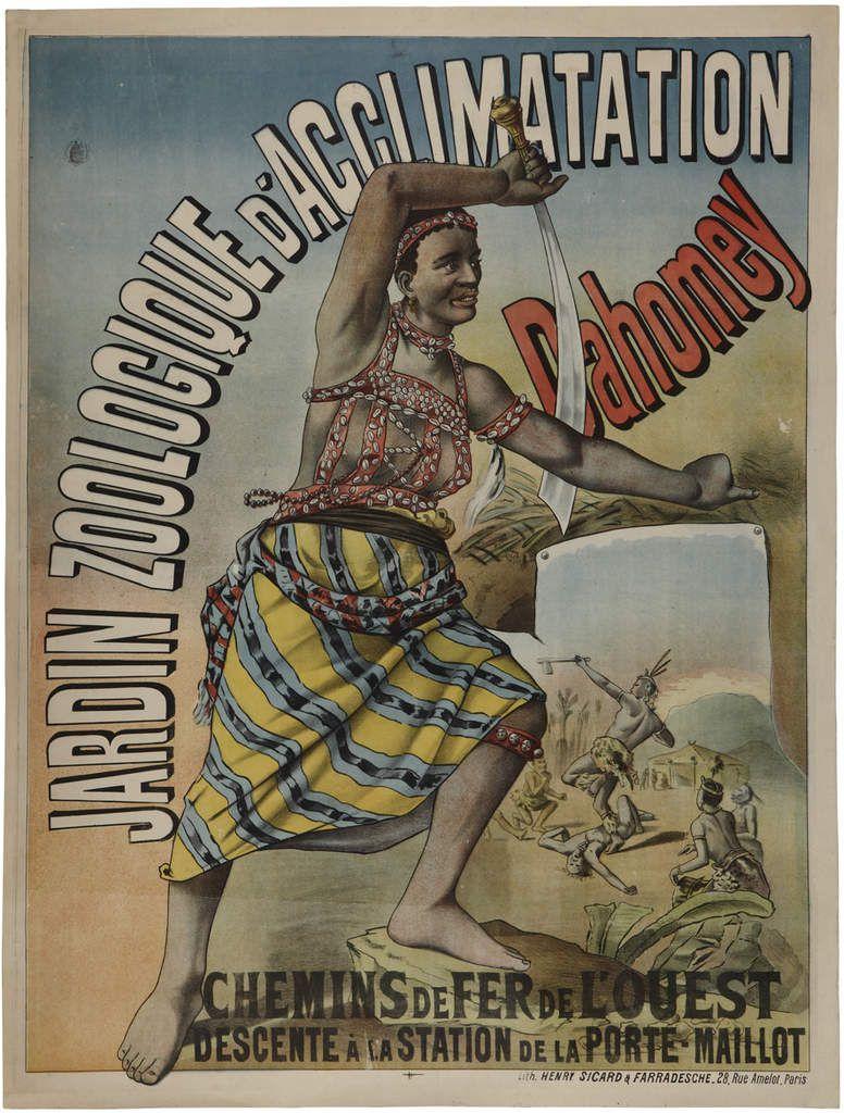 PUBLICITES :  LA NEGRITUDE DANS LES ANCIENNES AFFICHES ...