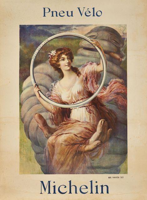 PUBLICITES :  LE VELO  ET  LES  VIEILLES  AFFICHES  D'ANTAN (2ème volet).