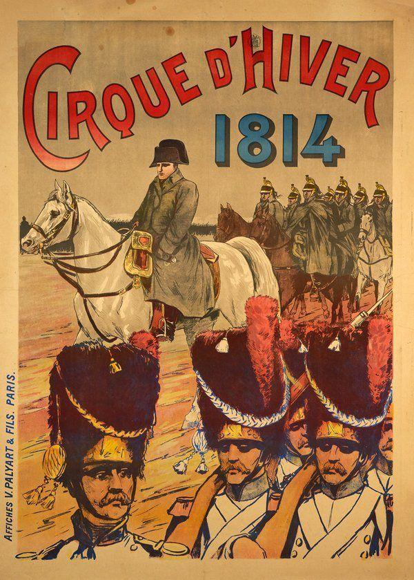 PUBLICITES : LES  PERSONNAGES  HISTORIQUES  : NAPOLEON, JEANNE D'ARC, CHEVALIERS, MILITAIRES, LES UNIFORMES DIVERS.