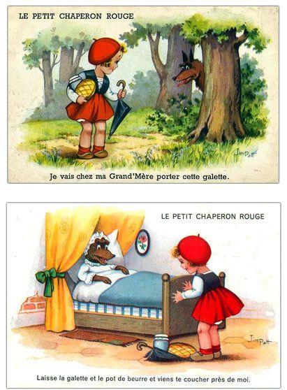 PUBLICITES :  LES CONTES DE NOTRE ENFANCE...