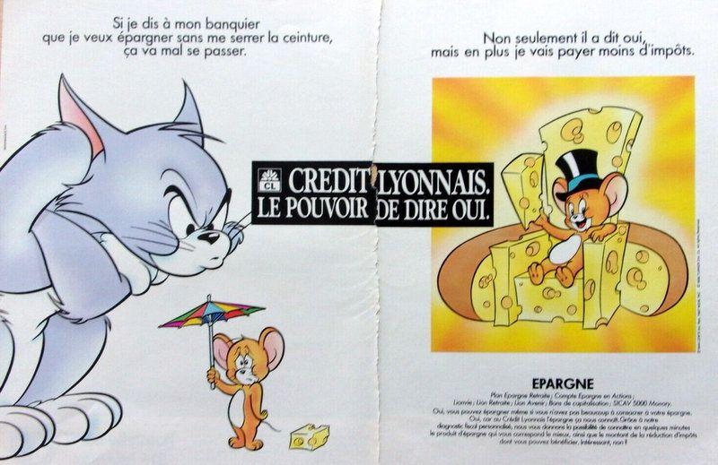 PUBLICITES :  LA  BD  ET  LES  HEROS  DU  CINEMA.