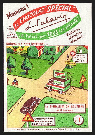 PUBLICITES : TOUS LES MOYENS DE TRANSPORTS ET DE LOCOMOTION.