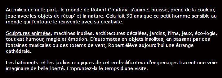 ROBERT COUDRAY, LE POETE FERRAILLEUR DE LIZIO (56).