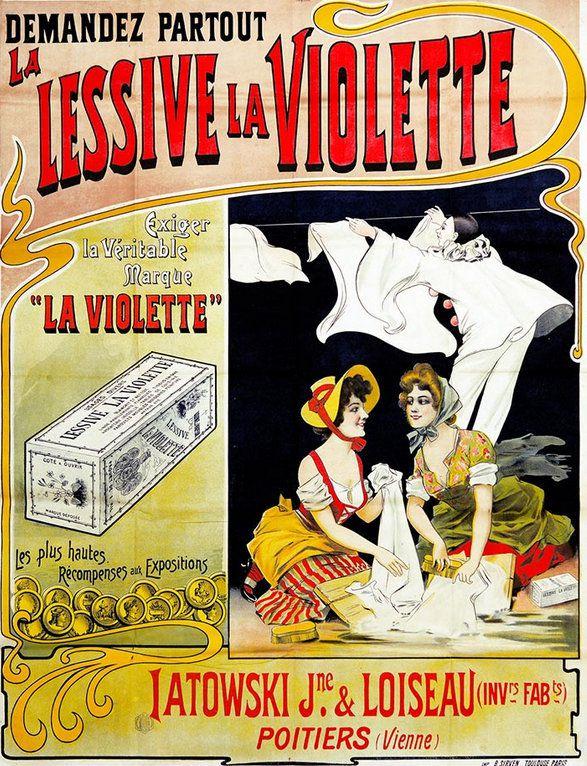 PUBLICITES :   LA  FEMME   ET   LA   MAISON ...