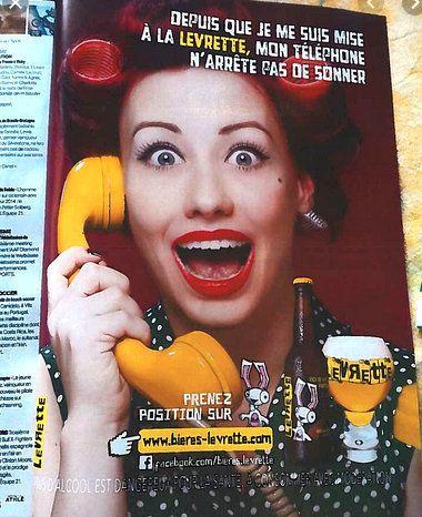 PUBLICITES : IL FALLAIT OSER !...