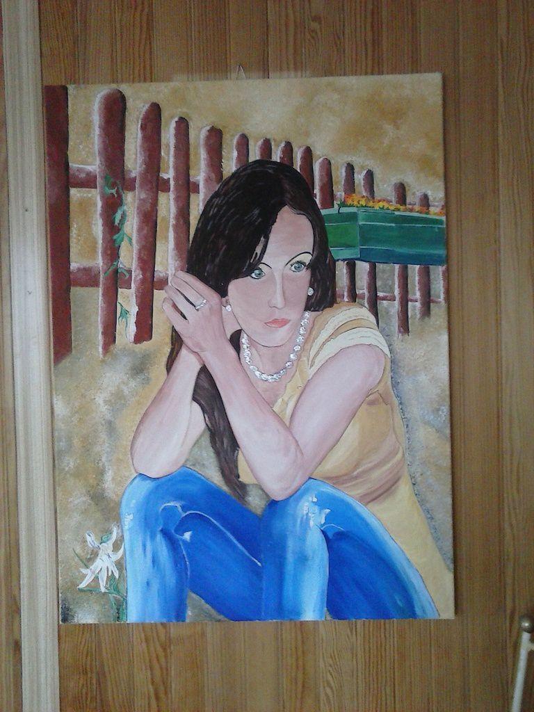 Illyade (portrait Tatiana Geneste) N°30