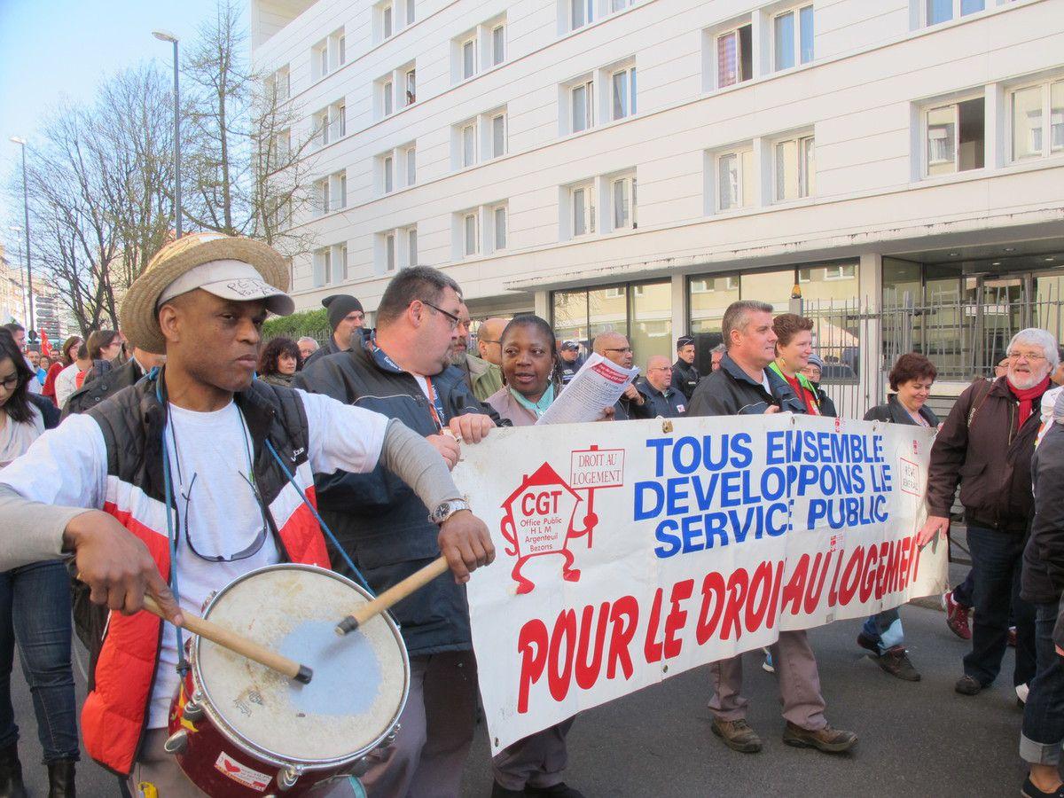 9 Avril : Argenteuil en marche et hors services