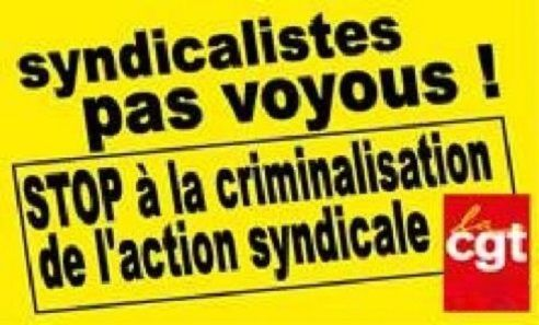 Libertés syndicales l Goodyear, l'acharnement continue