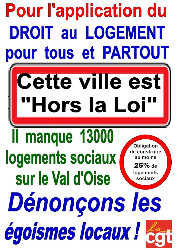 Manque de logements sociaux à Auvers-sur-Oise : la ville va devoir payer plus d'un million d'euros