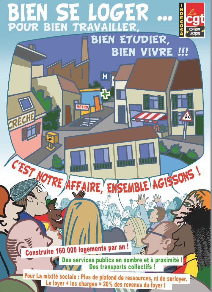 Halte à la casse des services publics : ensemble le 22 mars