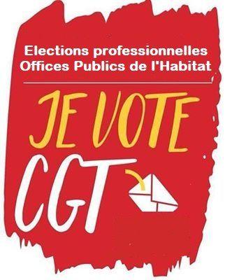 OPAC 38 : parce que notre force c'est votre force votez CGT