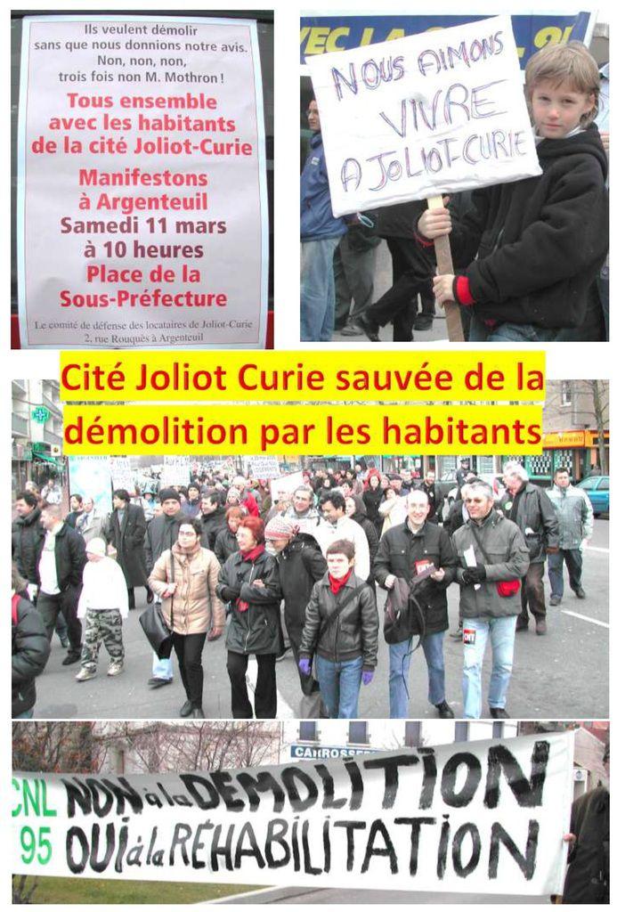60 ans de la cité Joliot-Curie - Sauvée de la démolition par les habitants