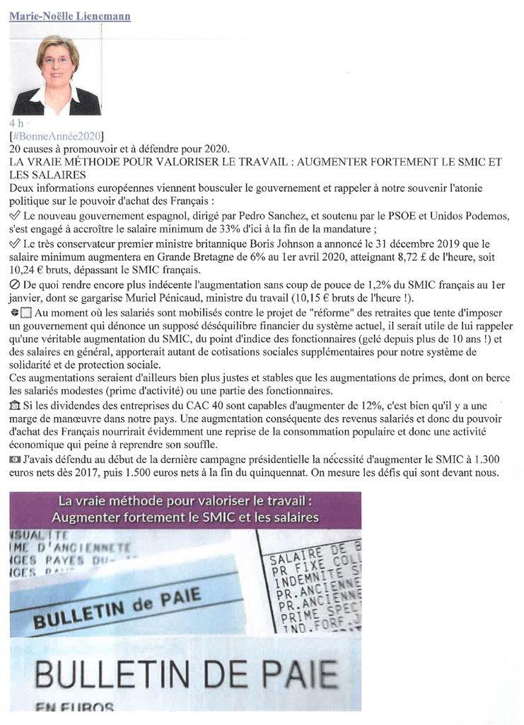 """NAO COOP HLM : """"l'indécence"""" des propositions de M.N. Lienemann et de la Fédération des Coopératives HLM"""