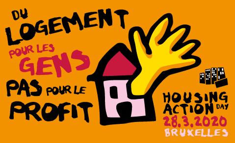 Samedi 28 Mars : pour le logement, contre les expulsions, le logement cher, la spéculation - 15H place du Chatelet