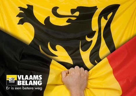 "Vlaams Belang : ""Les chaînes de télé flamandes font l'autruche"" (20/04/2006)"