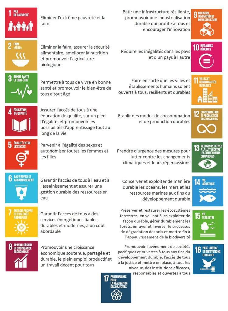 Les membres de Questions d'avenir planchent sur le développement durable