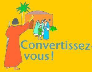 Vers Pâques 2012