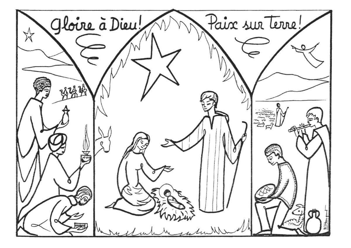 Dessin De Noel Religion : messes de no l 2017 doyenn pau p riph rie ~ Pogadajmy.info Styles, Décorations et Voitures