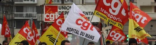Album photos : 2000 manifestants dans les rues du Mans (journée nationale d'action dans la fonction publique)