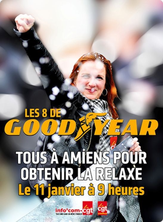 Relaxe pour les Goodyear