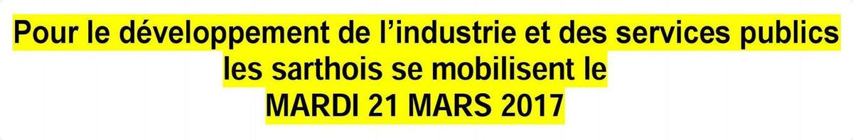 Journée d'Actions Interprofessionnelle du 21 mars ...