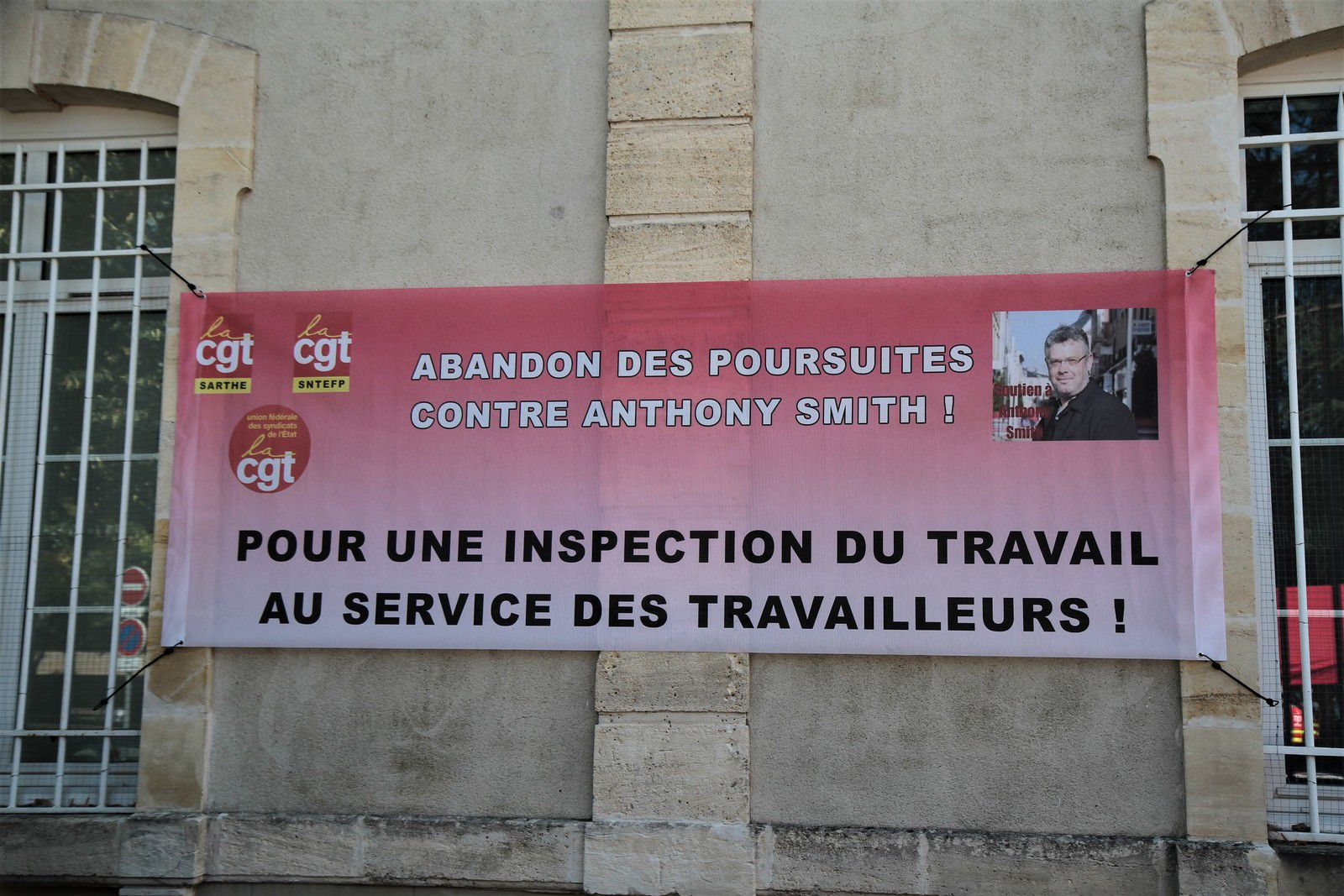21.07.2020 Justice pour Anthony Smith